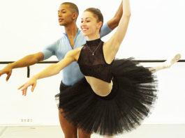 The Little Mermaid ballet Mariette Opperman Craig Pedro