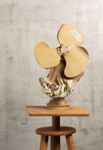 William Kentridge Sister fan auction