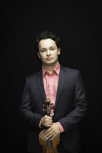 Russian Violinist Yevgeny Kutik interview
