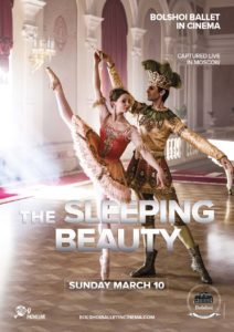 The Bolshoi Ballet in Cinema Sleeping Beauty