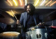 Drummer Kesivan Naidoo