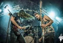 See Pretoria metal act Ruff Majik live in Cape Town