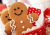 A Christmas Gingerbread man at Groote Post Christmas Market