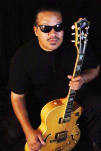 Guitarist Richard Ceasar