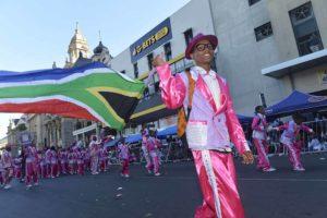 Minstrel Carnival Cape Town, Tweede Nuwe Jaar Cape Town Street Parade