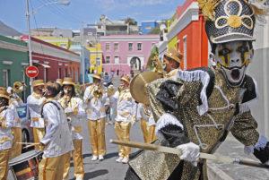Minstrel Carnival Cape Town, Tweede Nuwe Jaar Cape Town Street Parade - Tweede Nuwe Jaar Minstrel Parade. Picture Maryann Shaw