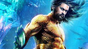 James Momoa Aquaman