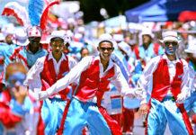 Minstrel Parade