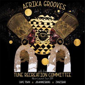 Afrika Grooves TRC album