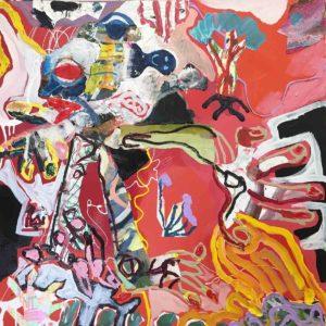 Berman Contemporary John-Michael Metelerkamp Nekkies 41 2018 investec art fair 2019