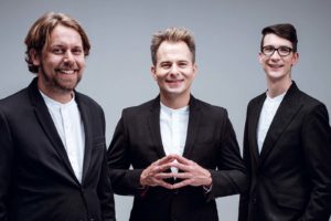 The Charl du Plessis Trio is at Johannesburg International Mozart Festival - JIMF 2019