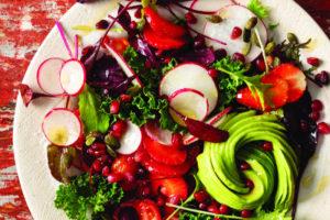 Make a detox salad!!!