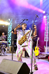 Concerts in the Park: Hotstix, Rudimentals