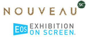 Cinema Nouveau exhibition on screen EOS