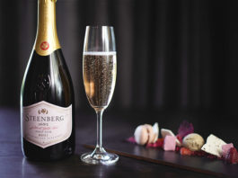 Celebrate Valentine's Day at Steenberg