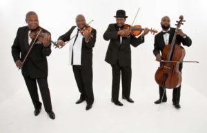 Hear The Soweto String Quartet at THE Glenlivet JazzTown at The Sun Met 2019
