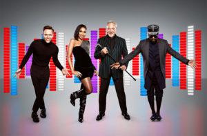 The Voice UK 2019 ITV Choice