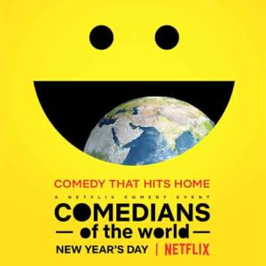 Comedians of the world Netflix series