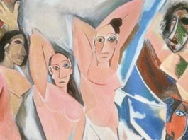 young picasso exhibition on screen - Cinema Nouveau Exhibition on Screen