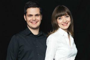 Alexander Gilman and Marina Seltenreich