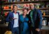 Celeb Feasts with Zola -Katlego Maboe, Zola Nene and Stephen Tsebela
