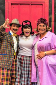 Hairspray at Artscape. Picture: Mandy Freeman