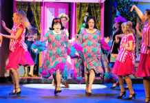 Hairspray review P2 Pinelands Players. Picture: Mandy Freeman