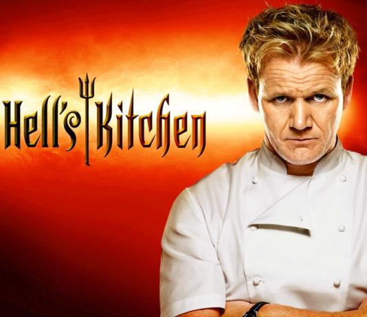 BBC Lifestyle Hell's Kitchen USA Series Gordon Ramsay