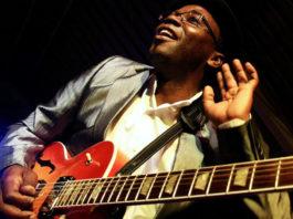 Jimmy dludlu jazz guitarist
