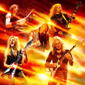 Judas Priest Firepower Tour South Africa