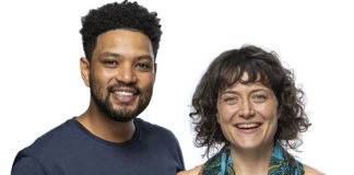 Marlo Minnaar and Liezl de Kock star in Statements After an Arrest Under the Immorality Act at The Fugard Theatre