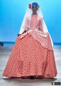 Nightscape Most Beautiful Object in SA Nominee Mzukisi Mbane - African Bridal Dress