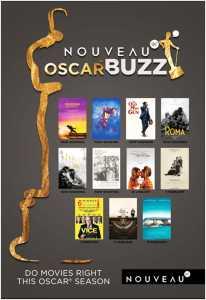 Nouveau Oscar Buzz - top class movies