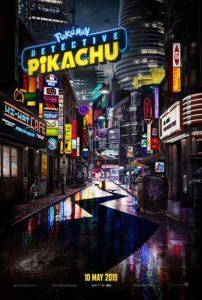 POKÉMON Detective Pikachu movie