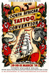 South African International Tattoo Convention 2019