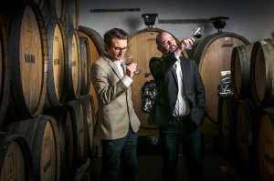 Wine Cellar Roland Peens James Pietersen