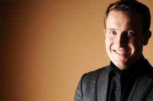 Pianist Ben Schoeman
