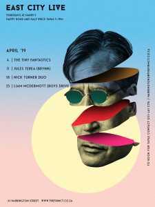 Harringtons East City Live bands april