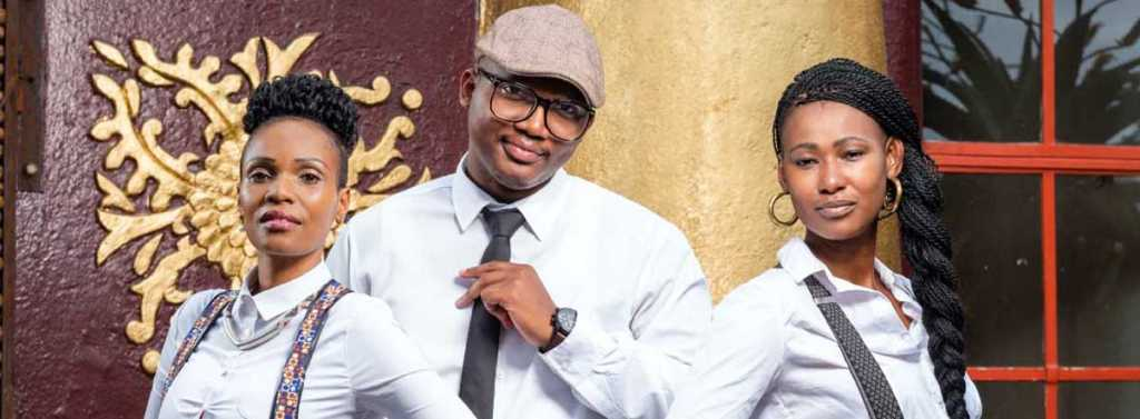 Floewe Judah and Khole were on the previous bill of the Standard Bank Luju Food & Lifestyle Festival