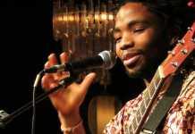 Guitarist Mbijana Sibisi Tour