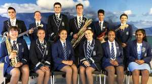 Parklands College Jazz Band 2019 Bandslam