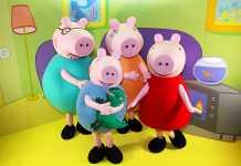 Peppa Pig's Big Day Out, Peppa Pig Live Tour, Peppa hashtag, #PeppaPigLiveSA