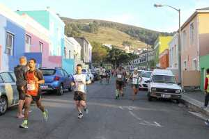 The Slave Route Challenge 2019 traverses the Bo Kaap