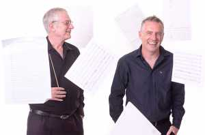 Hire an orchestra from John Walton and Gavin Potter of Cinemagic Scoring