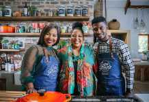 Celeb Feasts with Zola - Karabo