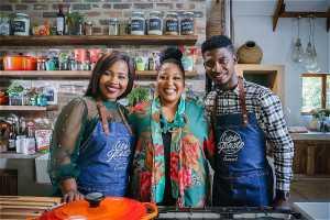 Celeb Feasts With Zola March 2019 - Karabo
