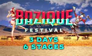 Bazique 2019 stages