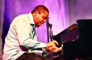 Pianist Afrika Mkhize