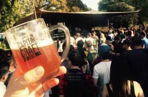 Capital Craft beer festival 2019