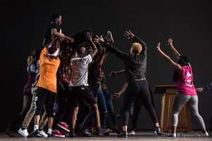 The Freedom musical. Pictures: Sanmari Marais